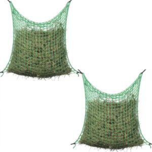 Pood24i kandilised heinavõrgud 2 tk 0,9 x 1,5 m PP