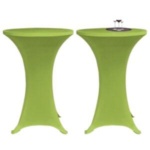 Pood24i venivad lauakatted 2 tk 60 cm roheline