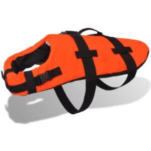 Pood24 koera päästevest M, oranž