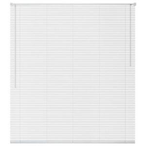 Pood24i alumiiniumist aknakatted 80 x 160 cm, valge