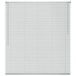 Pood24i alumiiniumist aknakate 60 x 130 cm, hõbedane