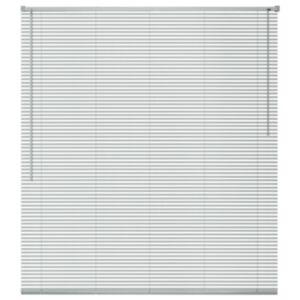 Pood24i alumiiniumist aknakate 60 x 160 cm, hõbedane