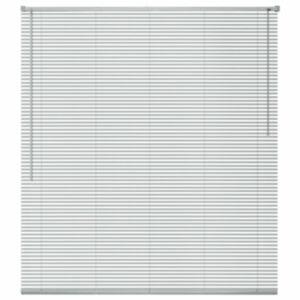 Pood24i alumiiniumist aknakatted 80 x 160 cm, hõbedane