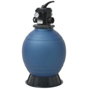 Pood24 basseini liivafilter 460 mm ümmargune, sinine
