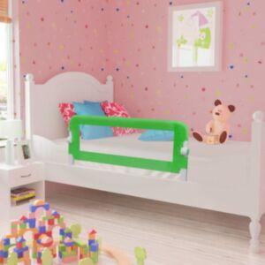 Pood24 voodiäär väikelapse voodile, 2 tk, 102 x 42 cm, roheline