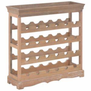 Pood24 veinikapp, pruun, 70 x 22,5 x 70,5 cm, MDF