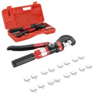 Pood24 hüdraulilised presstangid 4-6-8-10-16-25-35-60 mm²