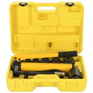 Pood24 hüdrauliliste kurrutustööriistade komplekt 22–60 mm