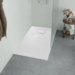 Pood24 dušialus, SMC, valge, 80 x 80 cm
