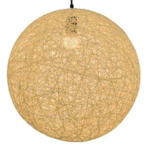 Pood24 laelamp, kreemjas, kera, 45 cm, E27