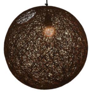 Pood24 laelamp, pruun, kera, 45 cm, E27