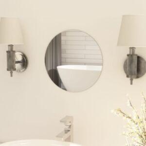 Pood24 raamita peegel, 30 cm, ümmargune, klaasist