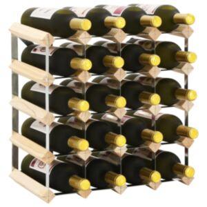 Pood24 veiniriiul 20 pudelile, männipuit
