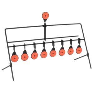 Pood24 automaatse lähtestamisega pöörlev sihtmärk, 8 + 1 märki