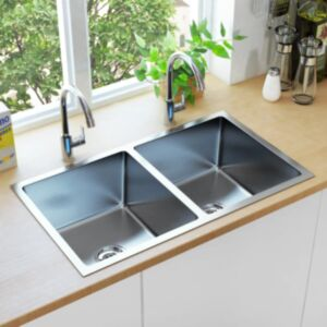 Pood24 köögivalamu sõelaga, roostevaba teras