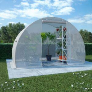 Pood24 kasvuhoone 4,5 m² 300 x 150 x 200 cm