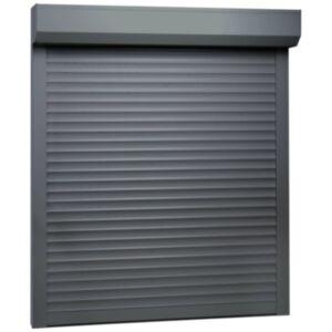 Pood24 fassaadiruloo alumiinium 80 x 100 cm, antratsiithall