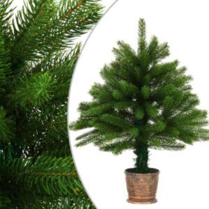 Pood24 kunstkuusk, elutruud okkad, 65 cm, roheline