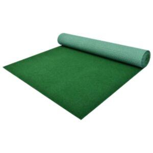 Pood24 naastudega kunstmuru, PP, 2 x 1 m, roheline