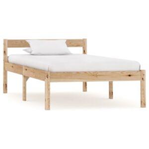 Pood24 voodiraam, tugevast männipuidust, 100 x 200 cm
