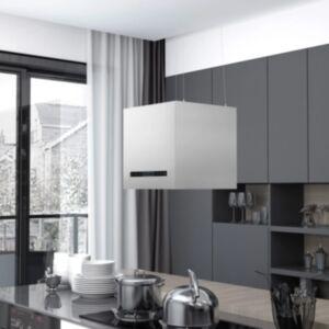 Pood24 rippuv köögisaare kubu puutetundlik LCD 37 cm roostevaba teras