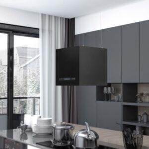 Pood24 rippuv köögisaare kubu puutetundlik LCD 37 pulbervärvitud teras