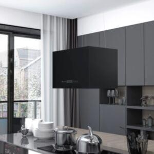 Pood24 rippuv köögisaare kubu puutetundlik LCD 55 pulbervärvitud teras