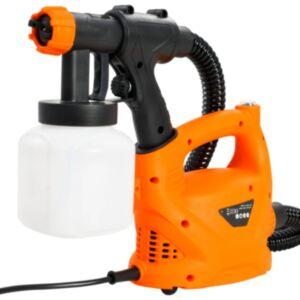 Pood24 elektriline värvipüstol õhuvoolikuga 500 W 800 ml