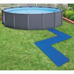 Intex basseini põrandakaitsmed 8 tk 50 x 50 cm sinine