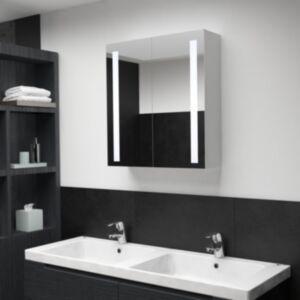 Pood24 LED vannitoa peegelkapp, 62 x 14 x 60 cm