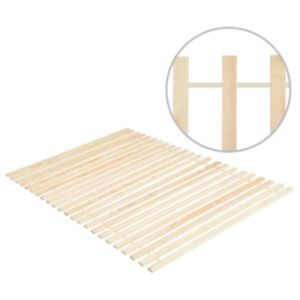 Pood24 lahtirullitav voodipõhi 23 liistuga, 100 x 200 cm, männipuit