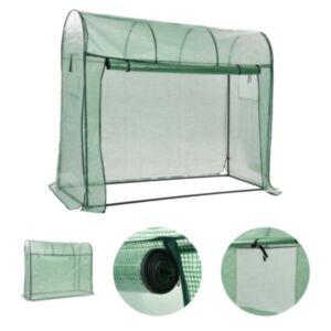 Pood24 kasvuhoone lukuga uksega 200 x 80 x 170 cm