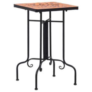 Pood24 mosaiikplaadiga laud, terrakota, keraamiline
