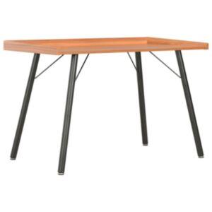 Pood24 laud, pruun, 90 x 50 x 79 cm