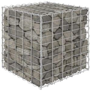 Pood24 kuubikukujuline gabioon-taimelava, teras 50 x 50 x 50 cm