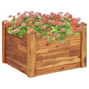Pood24 taimekast 60 x 60 x 44 cm toekas akaatsiapuit