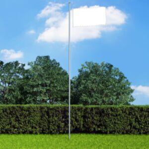 Pood24 sektsiooniline lipumast alumiinium 6,2 m