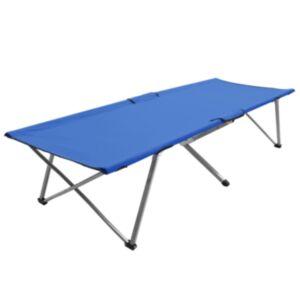 Pood24 matkavoodi 206 x 75 x 45 cm, XXL, sinine