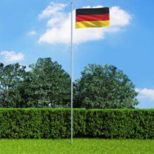 Pood24 Saksamaa lipp 90 x 150 cm