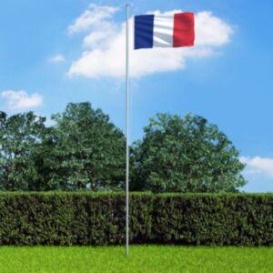 Pood24 Prantsusmaa lipp 90 x 150 cm