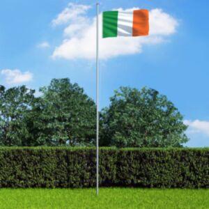 Pood24 Iirimaa lipp 90 x 150 cm