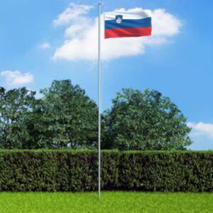 Pood24 Sloveenia lipp 90 x 150 cm
