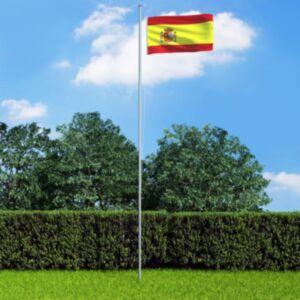 Pood24 Hispaania lipp 90 x 150 cm