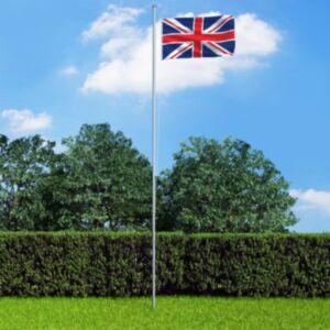 Pood24 Suurbritannia lipp 90 x 150 cm