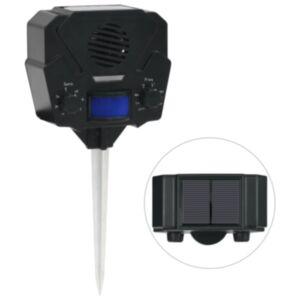 Pood24 päikesetoitega ultraheli loomapeletaja, liikumisel aktiveeruv