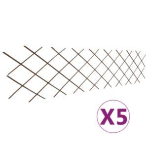 Pood24 pajust võreaiad 5 tk, 180 x 60 cm