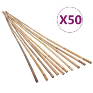 Pood24 bambusvaiad 50 tk 120 cm