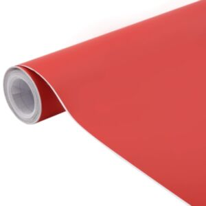 Pood24 autokile, matt, punane, 200 x 152 cm