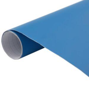 Pood24 autokile, matt, sinine, 200 x 152 cm