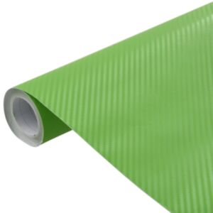 Pood24 autokile, matt, 3D, roheline, 200 x 152 cm